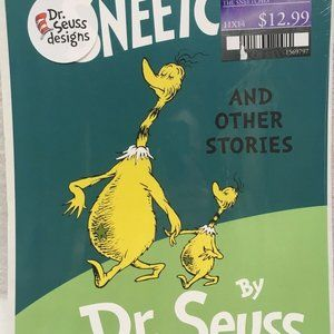 Sealed Dr. Suess Sneetches and other Stories Print